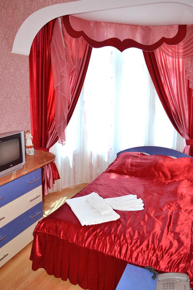 одноместный номер в отеле Воробьиное гнездо