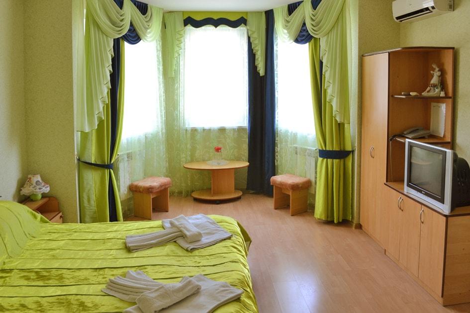 Красивый номер в отеле Воробьиное гнездо г. Судак