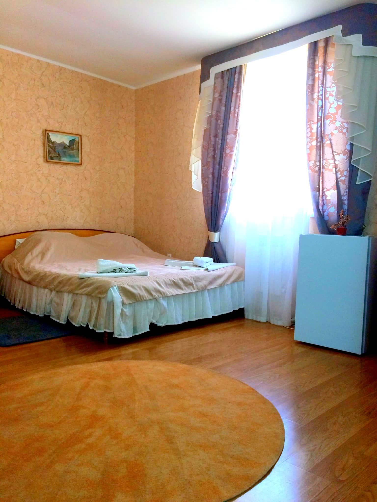 Жилье на 4 человека в Крыму