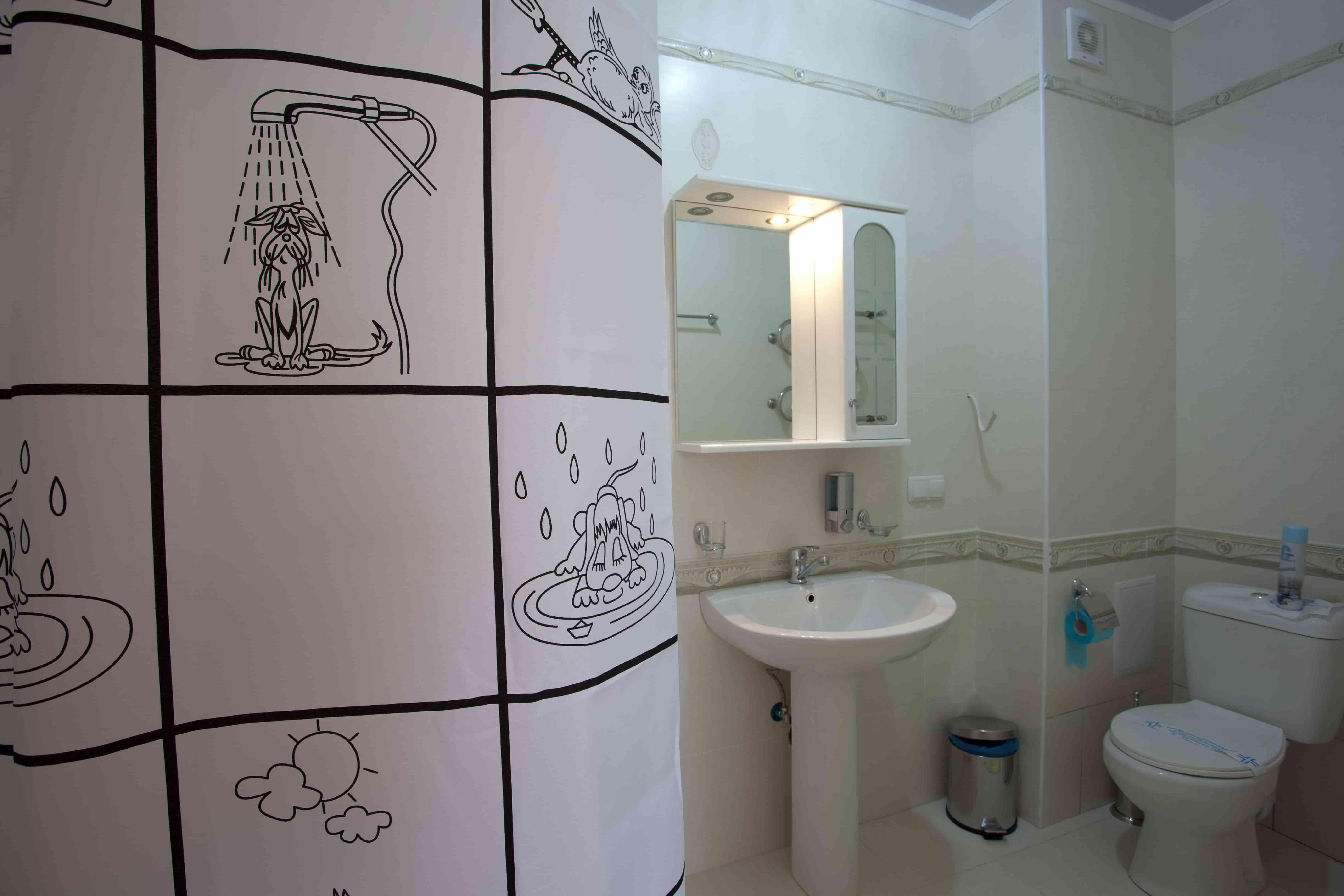 Комната для личной гигиены